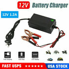 12v Automatic Battery Charger Motorcycle Trickle Float For Tender Maintainer Car