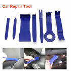 Car Panel Removal Open Pry Tools Kit Dash Door Radio Trim Pdr Pump Wedge 7-12pcs