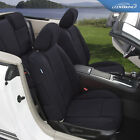 Honda Element Custom Seat Covers - Coverking Neosupreme - Front Rears Included