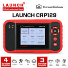 Launch X431 V Vii Plus Crp129 Obd2 Diagnostic Scanner Tool For Ford Gm Chrysler