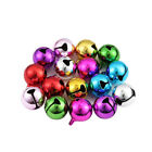 Wholesale 61014mm Jingle Bells Loose Beads Charms Bell Xmas Party Decoration