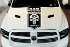 Dodge Ram Hemi 5.7l 2500 1xhood Decal Graphic Vinyl Decal Sticker Logo