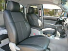 Clazzio Leather Custom Seat Covers For 2005-2008 Toyota Tacoma Trd Double Cab