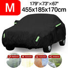 M Full Car Cover Waterproof 420d Oxford Snow All Weather Dust Protection For Suv