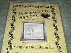 New Praiseworthy Stitches Cross Stitch Chart Pack You Choose Samplers