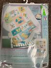 Dimensions Stamped Cross Stitch Baby Quilt Kits - New - You Choose