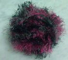 Fun Fur Yarn Eyelash Yarn Fancy Fur With Shiny Lurex Color Skein Qty At Choice