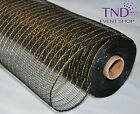 21 X 10 Yds Metallic Deco Mesh Wrap Rolls Floral Mesh Wrap Ribbon Wreaths