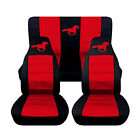 1994 To 2004 Ford Mustang Convertible Horse Seat Covers. Choose Your Colors