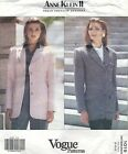 Vogue 1019 Misses Jacket Compare At 20 Sewing Pattern