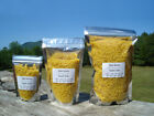 100 Pure Yellow Beeswax Pellets Odorless Beads Filtered Refined All Sizes