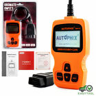 Car Diagnostic Tool Auto Obd2 Code Reader Abs Airbag Sas Reset Foxwell Scanner