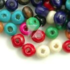 30g800pcs Approx Wooden Round Wood Spacer Beads 3x4mm Iwwbset01