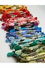 Dmc Floss Brand New Pick Your Color 334 - 498 Buy 6 Get 1 Free Shipping