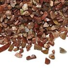 50 Grams Undrilled Gemstone Chips For Mosaics Embellishment Inlays Plus Glue
