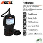Full Obd2 Fault Code Reader Engine Check On Board Computer Diagnostic Scan Tools