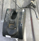 Snap-on Cordless Power Tool Battery Charger 9.6-18 Volt 18v Dual Slide Post