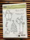 Stampin Up Christmas Holiday Clear Mount Photopolymer Stamps - Your Choice