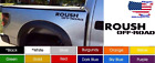 Roush Off Road Fender Decal Sticker Pair 20 X 4 Pick Color Buy Now Freeship
