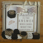 Marianne Design Collectables Die Stamp Chocolate-themes Choose One 3 Designs