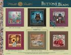 Mill Hill Buttons Beads Autumn Series 2019 Beaded Counted Cross Stitch Kits