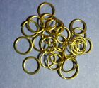 Gold Or Silver Color Open Jump Rings For Jewelry Making Or Repairing Choose