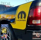 Truck Vinyl Decal Racing Stripes Dodge Ram Rear Bed Both Sides Hemi Mopar Rebel