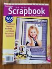 Creating Keepsakes Scrapbook Idea Books Various Topics Special Issues