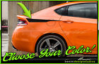 Side Quarter Spears Racing Stripes Graphics Style 13 - Fits 2013-2016 Dodge Dart