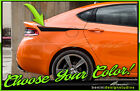 Side Racing Stripes Graphics Style 11 - Fits 2013-2016 Dodge Dart