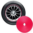 Car Wheel Hub Rim Edge Protector Ring Tire Guard Sticker Line Rubber Strip 26ft
