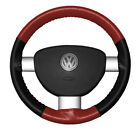 Eurotone 2 Color Leather Steering Wheel Covers For Honda Vehicles - Wheelskins