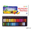 Mungyo Soft Pastels Non Toxic Square Chalk 24 32 48 64 Colors Made In Korea