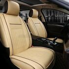 Universal Car Auto Front Single Seat Cushion Cover Pad Mat Protector Pu