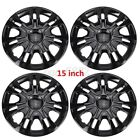 4pcs 131415 Hubcaps For Car Accessories Wheel Covers Replacement Tire