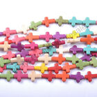 1 Strand Many Style To Choose Turquoise Howlite Spacer Beads 20 Style U Pick