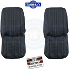 1967 Impala Ss Front Rear Seat Upholstery Covers Pui New