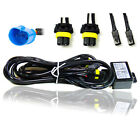 Hid Relay Wiring Harness Xenon Kit 9004 9006 9005 H11 H9 H7 H4 H13 High Low Beam