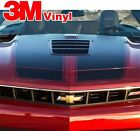 Vinyl Rally Racing Stripes Graphics Decals 2014 2015 Chevrolet Camaro 3m Ss Rs