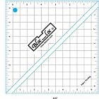 Bloc Loc Half Square Triangle Square Up Ruler-sizes 1.5 To 8.5 Acrylic Ruler