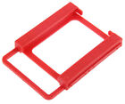 2 Units Sale 2.5 To 3.5 Bay Ssd Hdd Hard Disk Drive Mounting Brackets Adapters