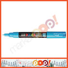 Uni Posca Paint Marker Pc-1m Single Markers Us Authorized Retailer