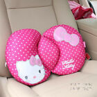 New Hello Kitty Car Accessories Complete Set Car Interior Gears Covers Seat Belt