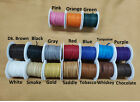 Deerskin Deer Leather Lace Spool Roll 18 X 50 Ft Lacing Cord String Craft F-2