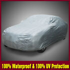 15ft Full Car Cover Waterproof Snow Rain Dust Resistant All Weather Protection