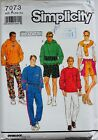 Mens Misses Vtg Sew Patterns Shorts Bibs Pants Swimwear Sweats U Pick