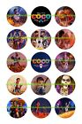 Coco Disney 1 Circles Bottle Cap Images. 2.45-5.50 Free Shipping