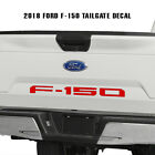 Ford F150 Tailgate 2018 Insert Decals Letters Vinyl Truck Stickers Pre-cut 1