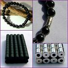 Super Strong Best Aaa Magnetic Clasps Silver Gun Metal Black Hematite Beads