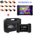 Heavy Duty Truck Diesel Diagnostic Scanner Tool Code Reader Xtuner T1